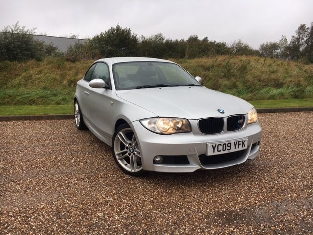 used BMW 120d M SPORT in llanelli-south-wales