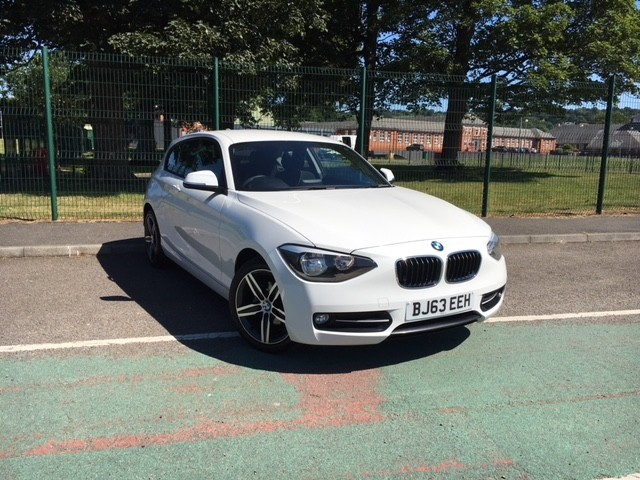 used BMW 116d SPORT in llanelli-south-wales