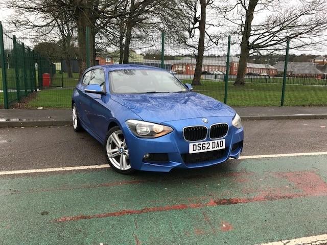 used BMW 116i M SPORT in llanelli-south-wales