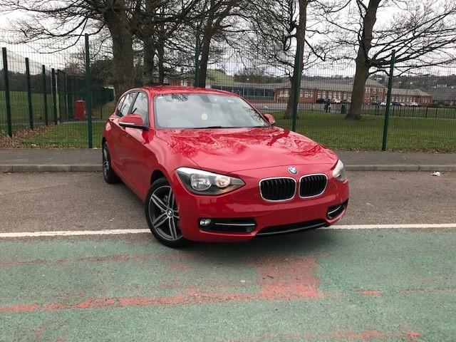 used BMW 118i SPORT in llanelli-south-wales