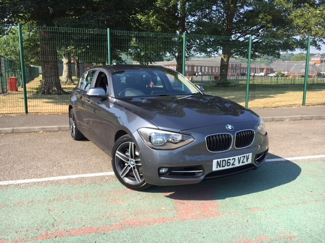 used BMW 120d SPORT in llanelli-south-wales