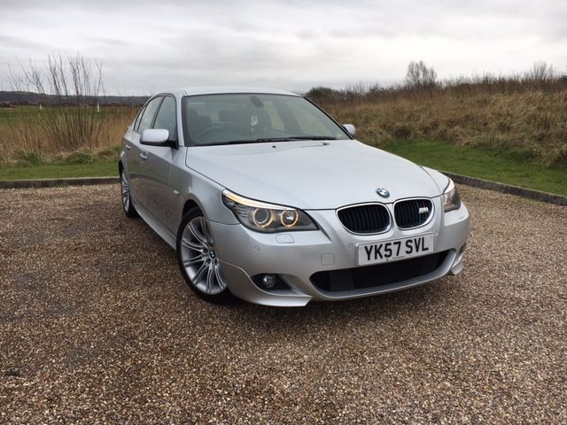 used BMW 520d M SPORT in llanelli-south-wales