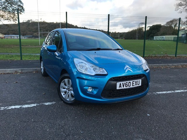 used Citroen C3 VTR PLUS in llanelli-south-wales