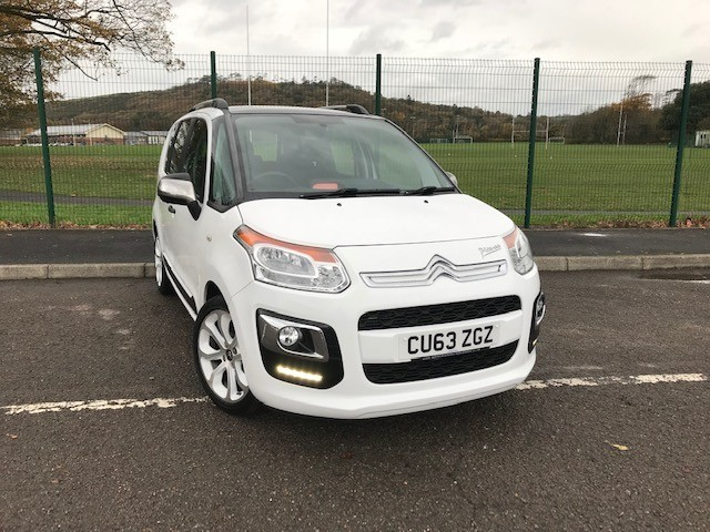 used Citroen C3 HDI SELECTION PICASSO in llanelli-south-wales