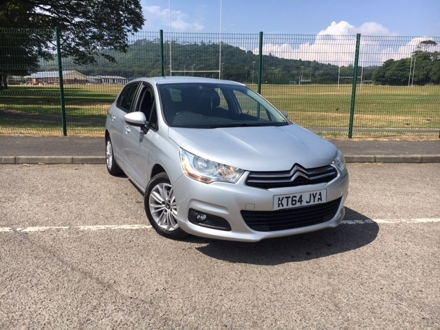 used Citroen C4 E-HDI VTR PLUS in llanelli-south-wales