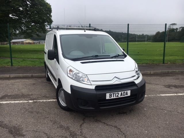 used Citroen Dispatch 1000 L1H1 ENTERPRISE HDI in llanelli-south-wales