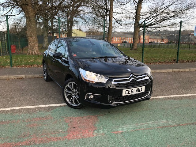 used Citroen DS4 HDI DSTYLE in llanelli-south-wales