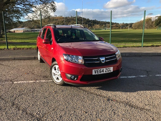 used Dacia Logan MCV LAUREATE DCI in llanelli-south-wales