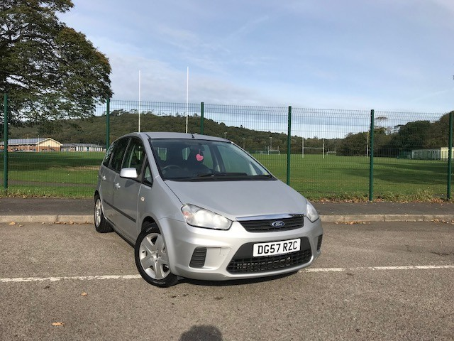 used Ford C-Max STYLE 125 in llanelli-south-wales