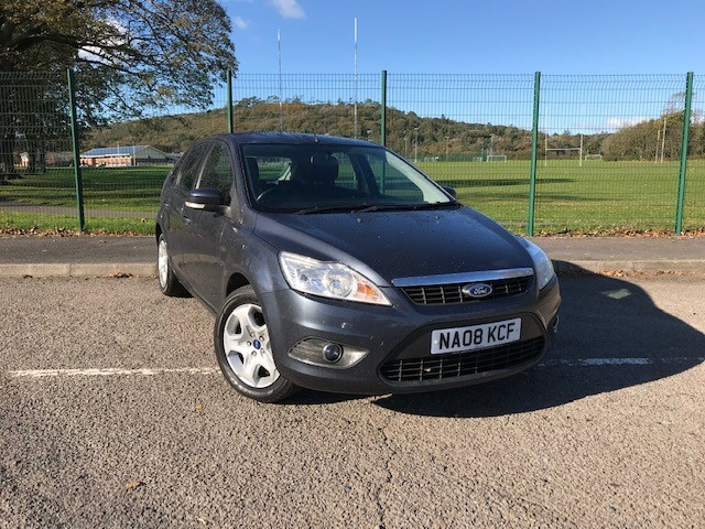 used Ford Focus STYLE in llanelli-south-wales