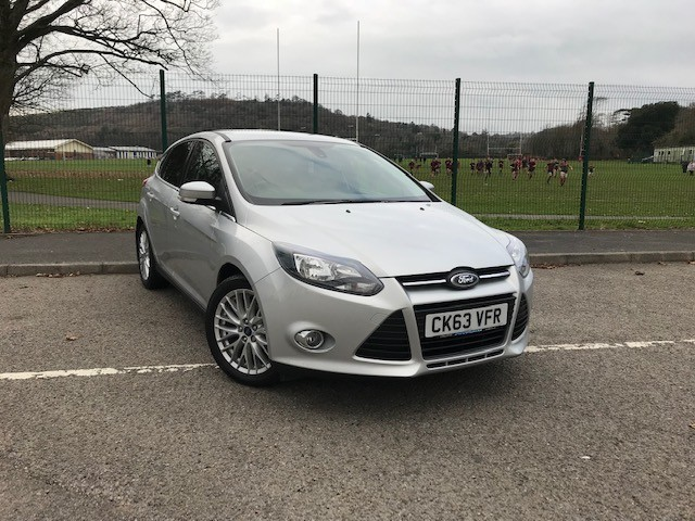 used Ford Focus ZETEC TDCI in llanelli-south-wales