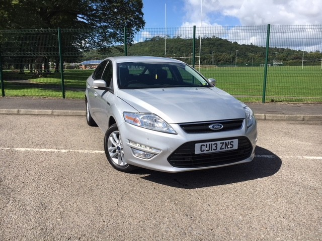 used Ford Mondeo ZETEC TDCI in llanelli-south-wales