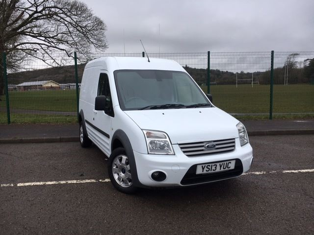 used Ford Transit Connect T230 LIMITED HR VDPF in llanelli-south-wales
