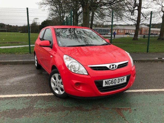 used Hyundai i20 COMFORT in llanelli-south-wales