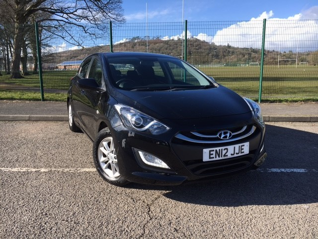 used Hyundai i30 ACTIVE in llanelli-south-wales
