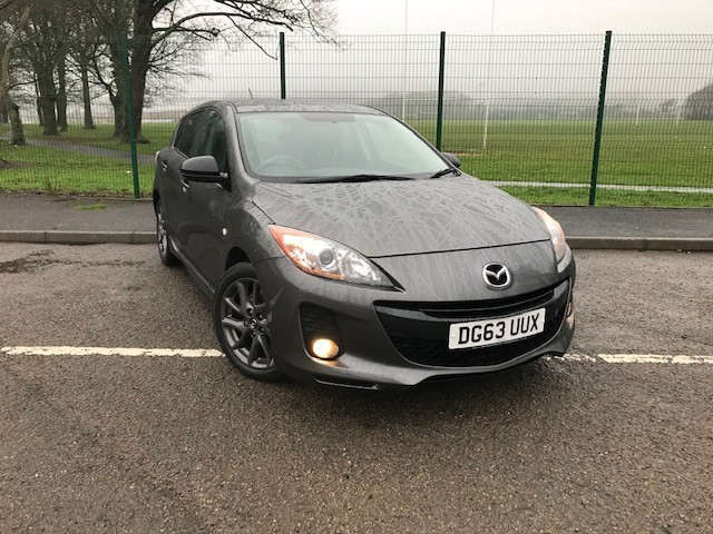 used Mazda Mazda3 D VENTURE EDITION in llanelli-south-wales