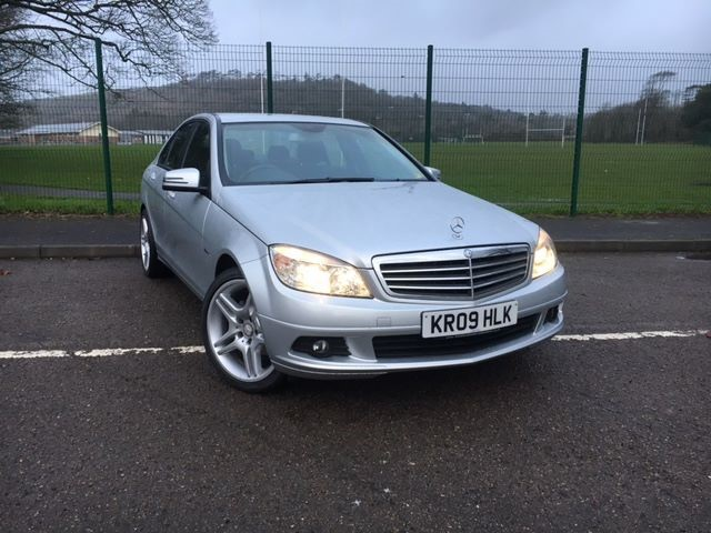 used Mercedes C180 KOMPRESSOR BLUEEFFICIENCY SE in llanelli-south-wales