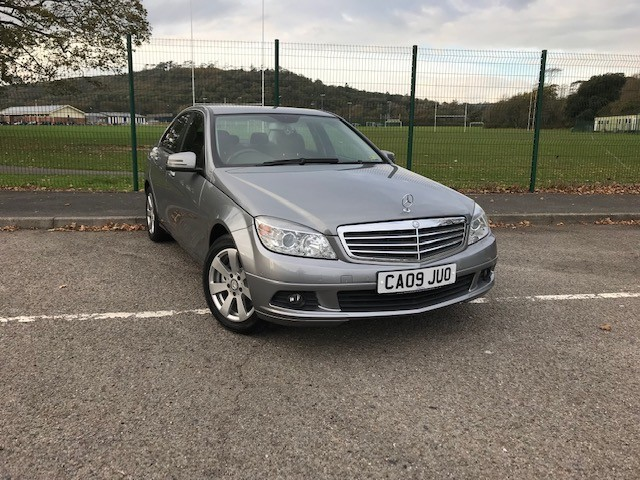 used Mercedes C220 CDI SE in llanelli-south-wales