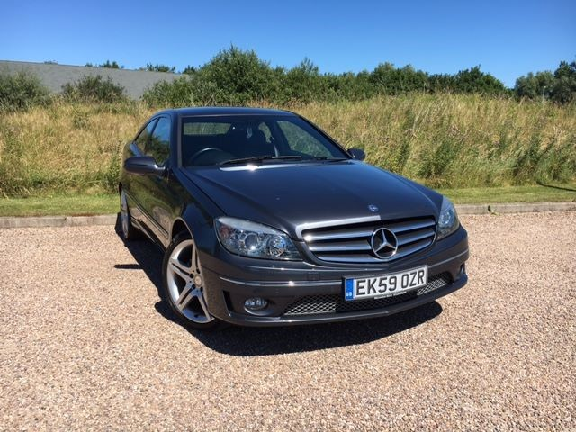 used Mercedes CLC220 CDI SPORT in llanelli-south-wales