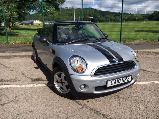 used MINI Convertible ONE in llanelli-south-wales