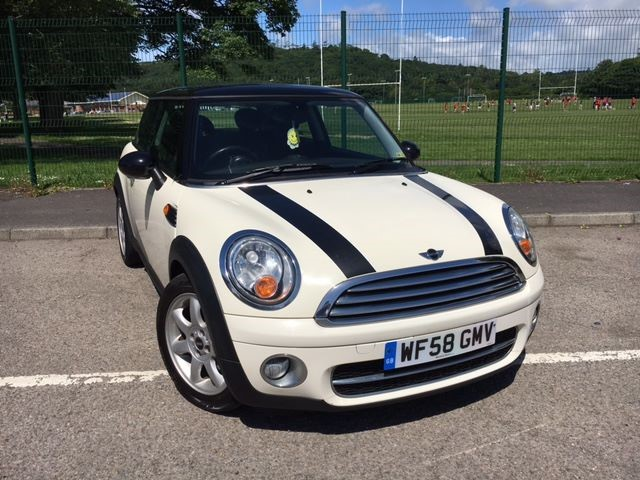 used MINI Hatch COOPER D in llanelli-south-wales