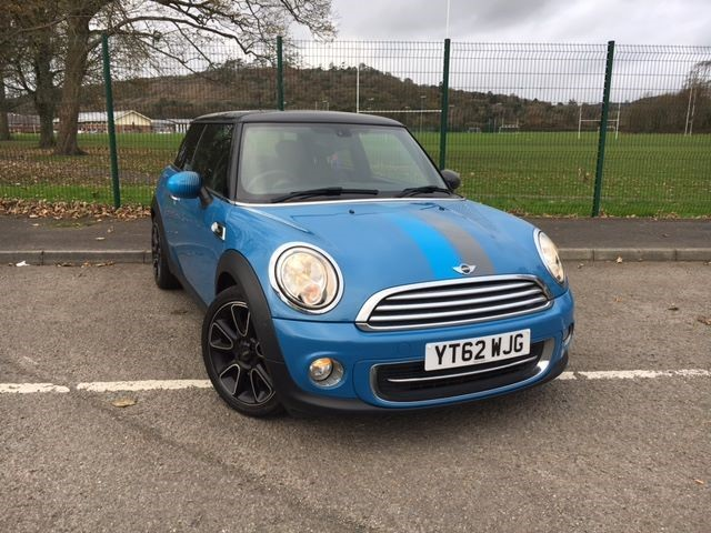 used MINI Hatch COOPER BAYSWATER in llanelli-south-wales
