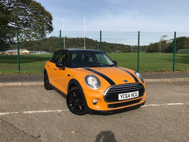 used MINI  COOPER D in llanelli-south-wales