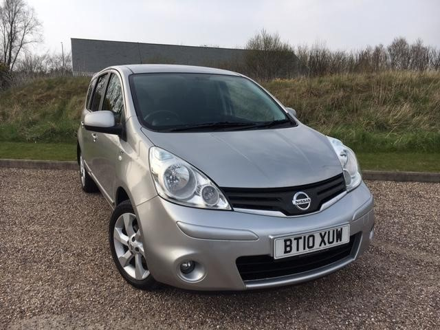used Nissan Note dCi N-TEC 5dr in llanelli-south-wales