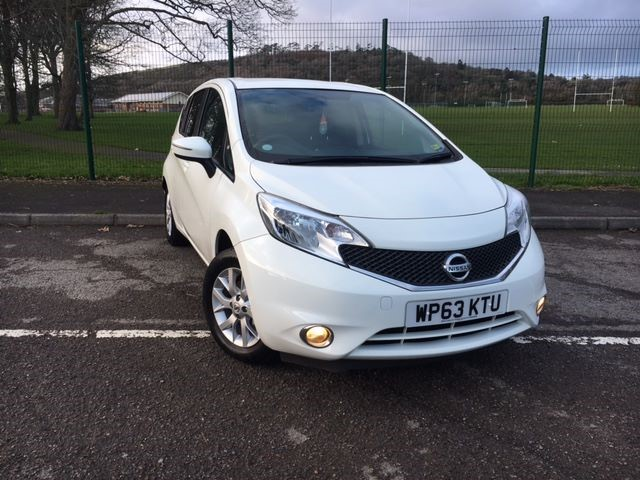 used Nissan Note ACENTA in llanelli-south-wales