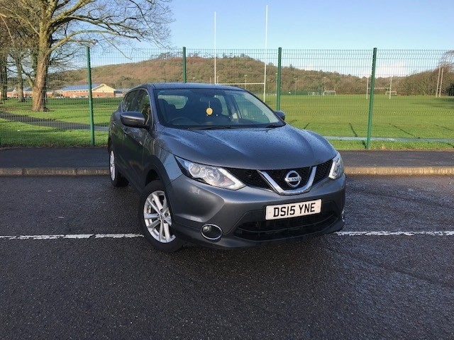 used Nissan Qashqai DCI ACENTA in llanelli-south-wales