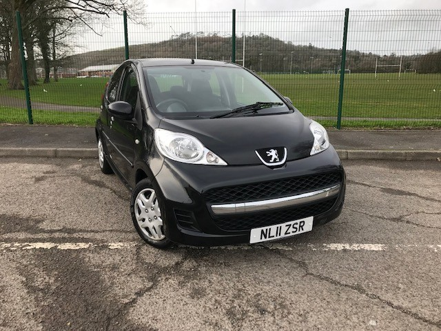 used Peugeot 107 URBAN in llanelli-south-wales