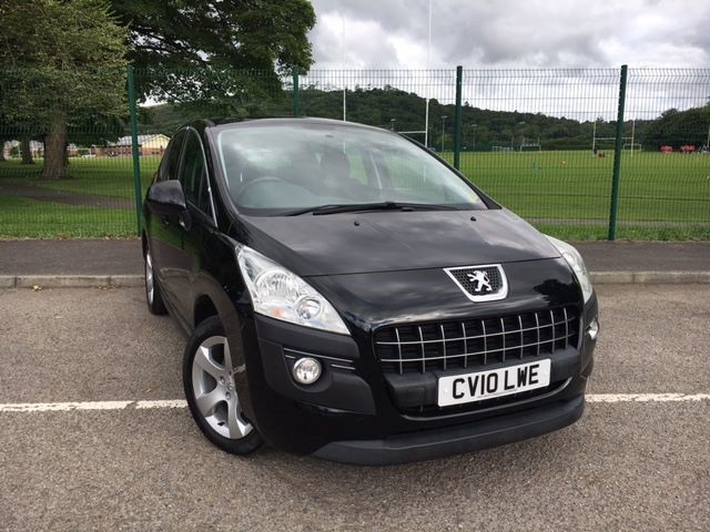 used Peugeot 3008 SPORT HDI in llanelli-south-wales