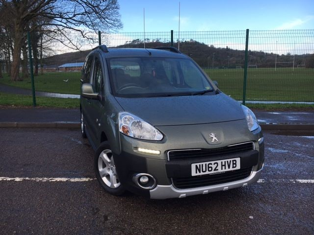 used Peugeot 1007 HDI TEPEE OUTDOOR in llanelli-south-wales