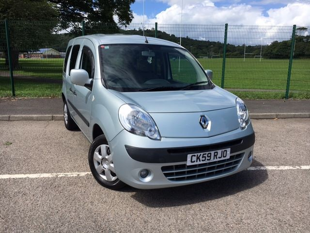 used Renault Kangoo EXPRESSION DCI in llanelli-south-wales