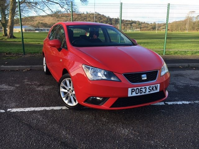used SEAT Ibiza TOCA in llanelli-south-wales