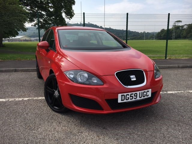 used SEAT Leon ECOMOTIVE TDI S in llanelli-south-wales
