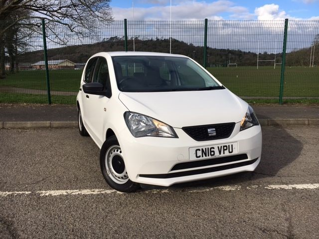 used SEAT Mii S AC in llanelli-south-wales