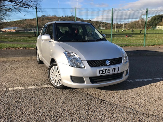 used Suzuki Swift GL in llanelli-south-wales