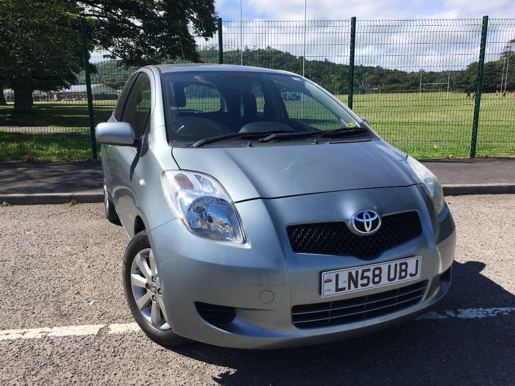 used Toyota Yaris TR MM in llanelli-south-wales