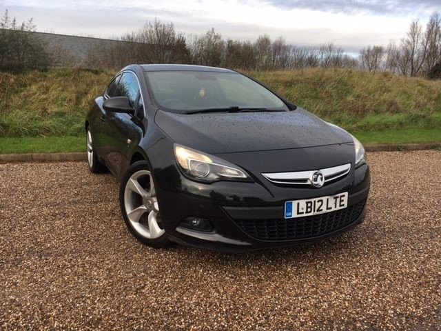 used Vauxhall Astra GTC SRI S/S in llanelli-south-wales