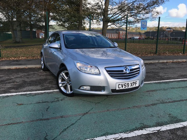 used Vauxhall Insignia SRI in llanelli-south-wales