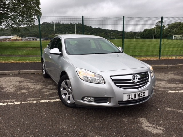used Vauxhall Insignia SRI CDTI in llanelli-south-wales