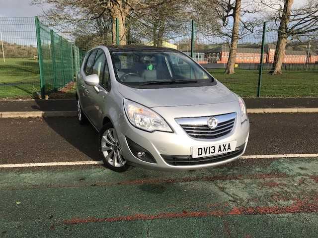 used Vauxhall Meriva SE in llanelli-south-wales