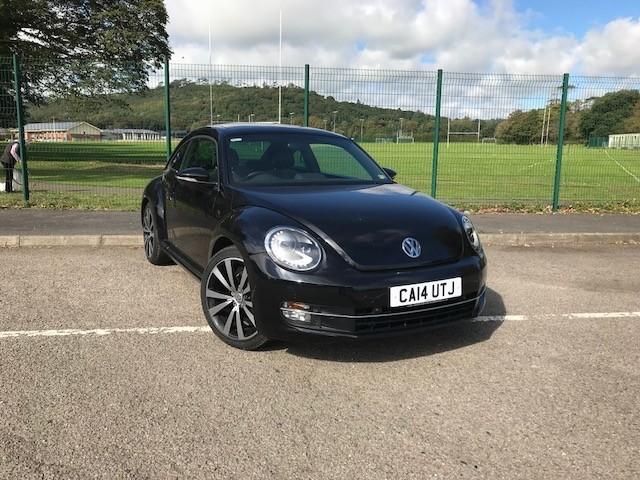 used VW Beetle SPORT TDI in llanelli-south-wales