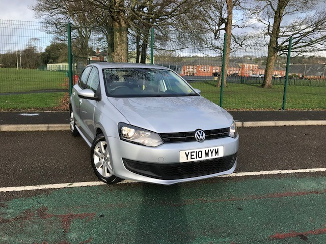 used VW Polo SE in llanelli-south-wales