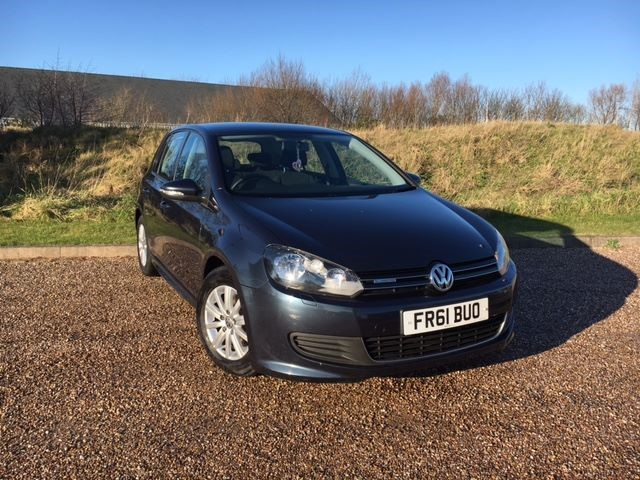 used VW Golf S TDI BLUEMOTION in llanelli-south-wales