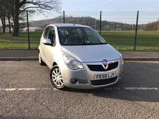 Vauxhall Agila for sale