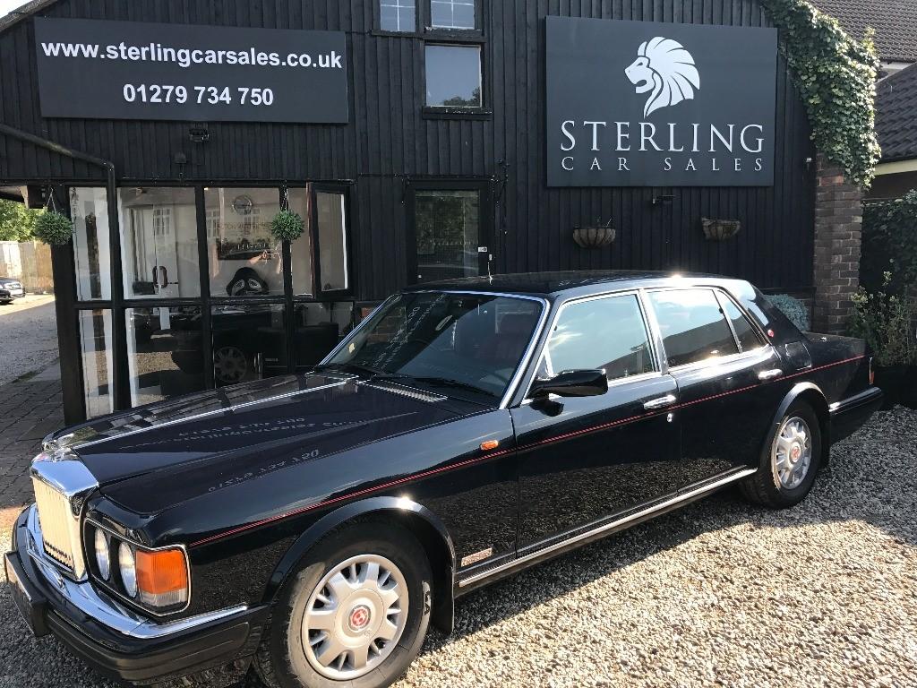 used Bentley Brooklands TURBO in essex