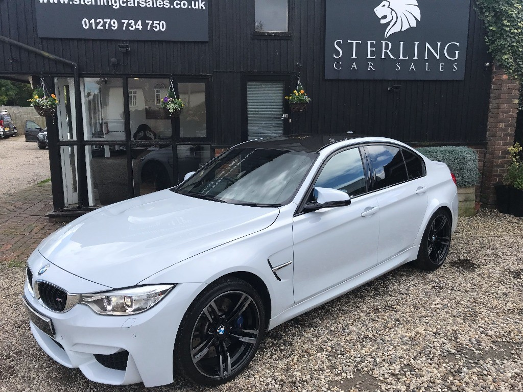used BMW M3 M3 in essex