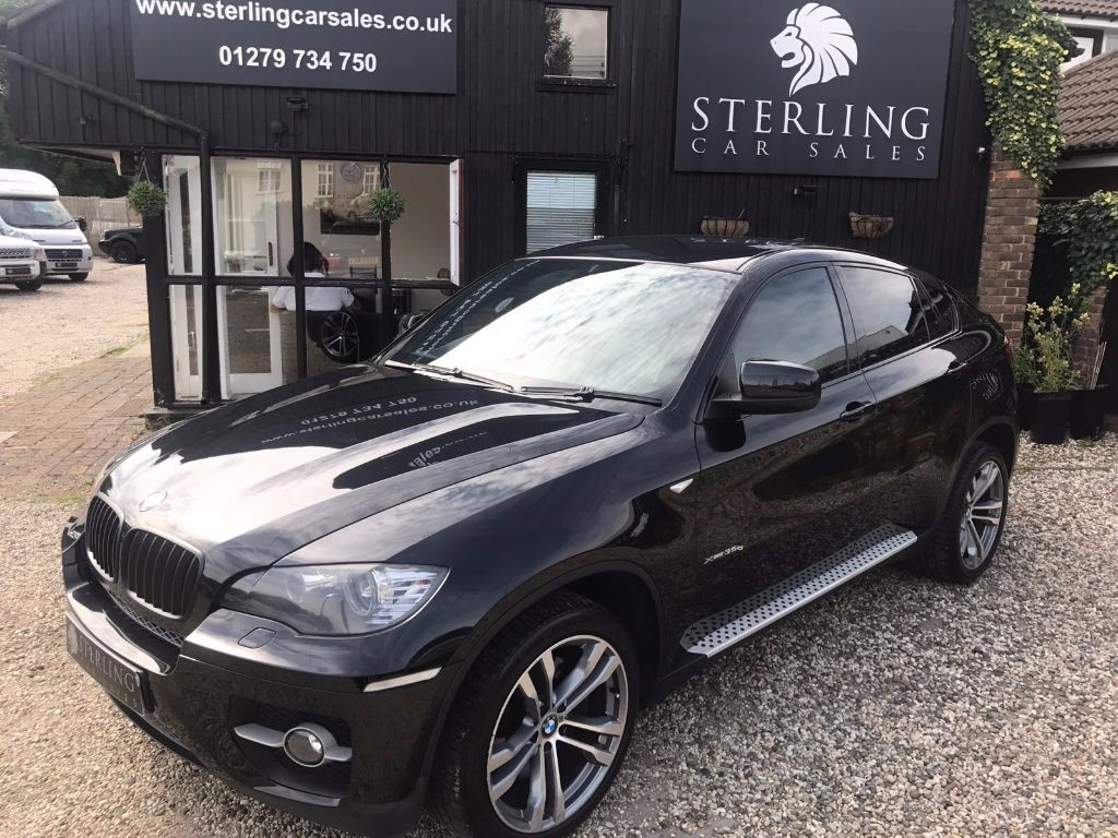 used BMW X6 XDRIVE35D in essex